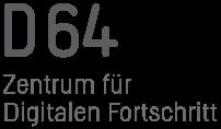 Logo d64 e.V.